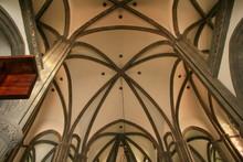Interior De Iglesia San Juan E...