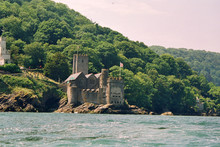 Dartmouth Castle Ruins