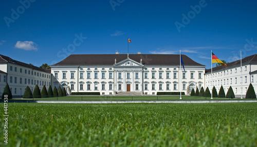 Fotografie, Obraz  Schloss Bellevue
