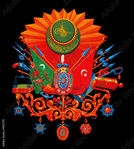 Fotografia  The ottoman empire