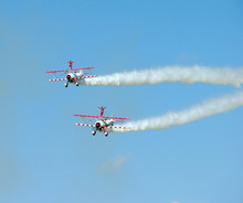 Wing Walkers Aboard The Wings ...
