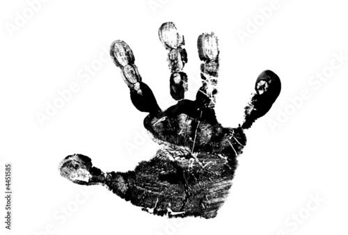 Fotografia, Obraz  Child's handprint