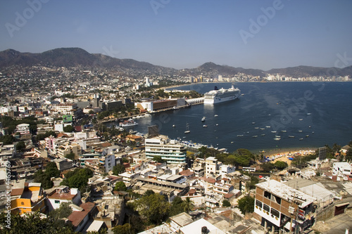 Photo Acapulco Overlook