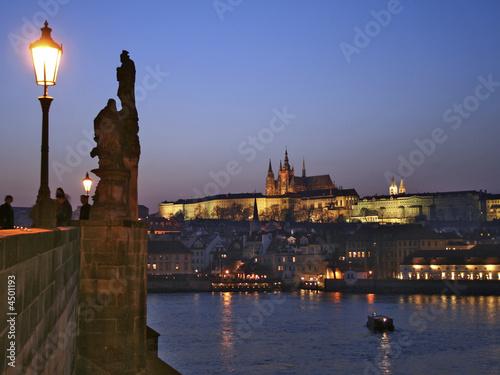 Fotografia, Obraz Praga by Night
