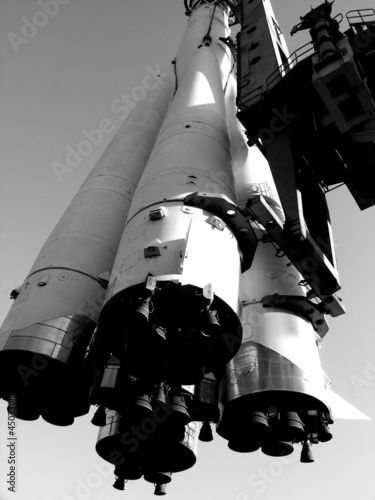 Fotografie, Obraz  the rocket