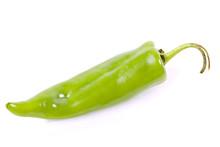 Individual Green Anaheim Pepper