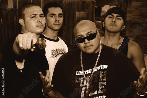 Photo  Gangster Rap