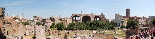 Photographie Panorame, Rome