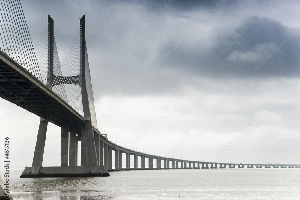 Marco Polo Bridge, Lisbon