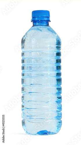 Fotografia  bottle full of water