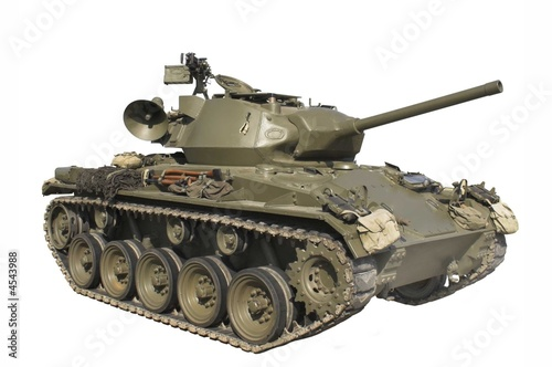 Photo  vintage tank