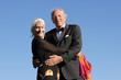 canvas print picture - Glückliches Paar