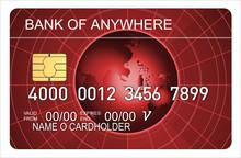 Credit Card Globe