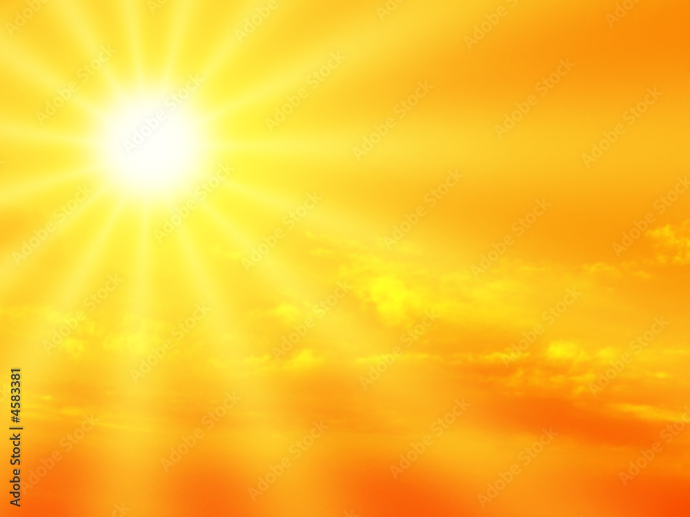 Fototapety, obrazy: sunbeam