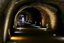 Misterious Tunel