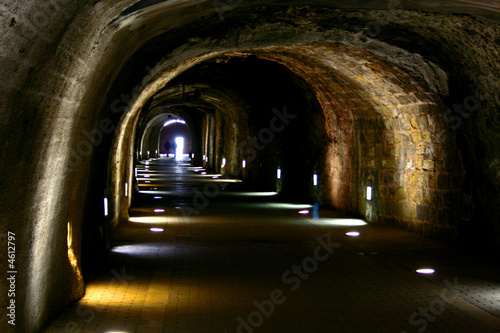 Fototapety, obrazy: Misterious tunel