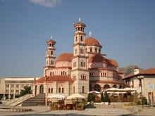 Cathédrale Orthodoxe De Korce...