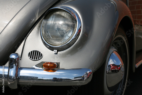 Photo sur Aluminium Vintage voitures Oldtimer