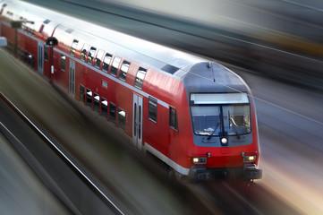 Fototapeta Zug 2