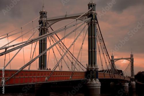 Photo albert bridge