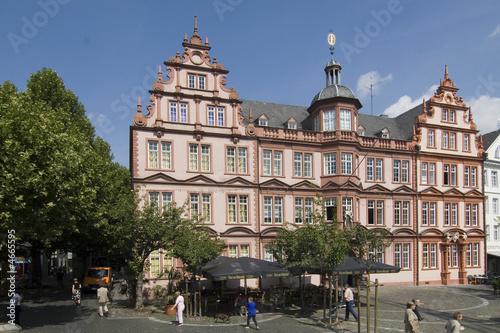 Poster Artistique Gutenbergmuseum Mainz