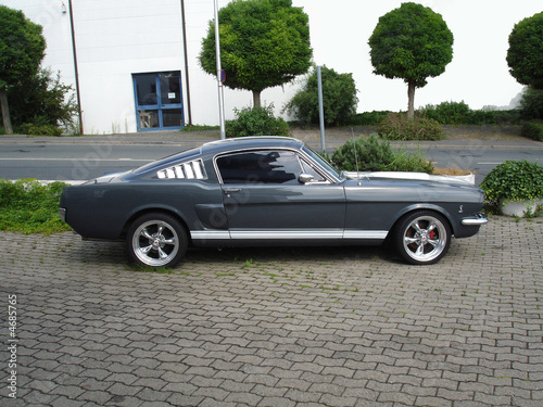 Photo Ford Mustang / Muscle Car / Amerika /