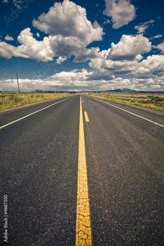 Papiers peints Route 66 Endless Highway
