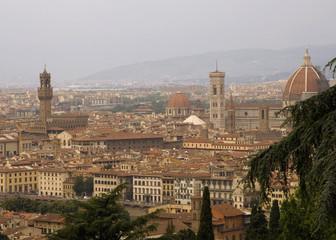 Panel Szklany Podświetlane Toskania Florence