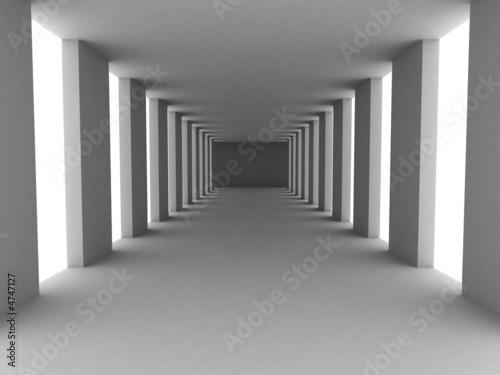 prosty korytarz