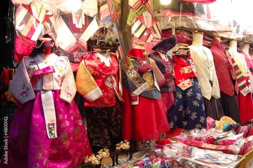 Hanbok - Korean traditional Clothes