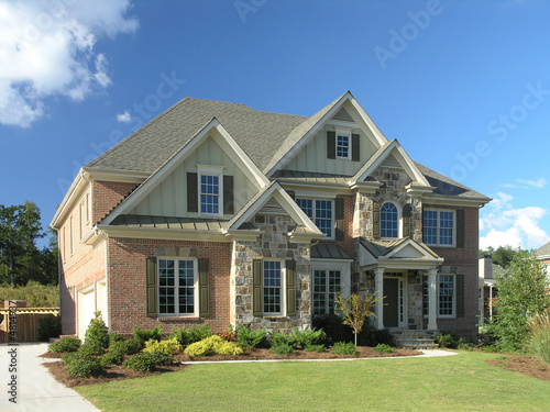 Fotografie, Obraz  Luxury Home Exterior 58