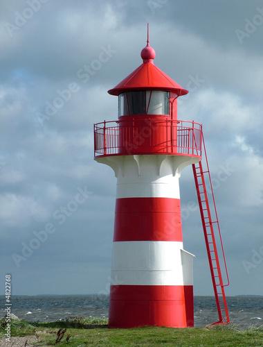 Garden Poster Lighthouse Leuchtturm