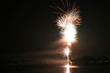 canvas print picture - FireWork No. 11