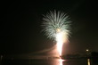 canvas print picture - FireWork No. 15