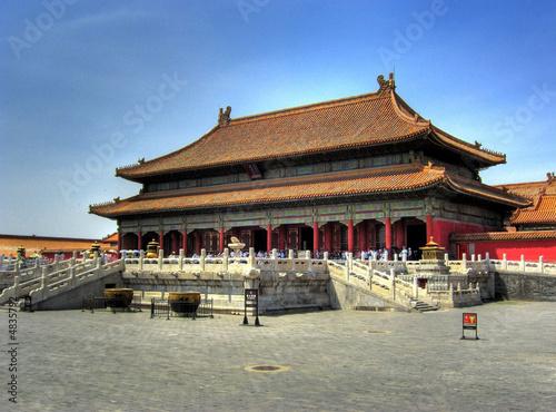 Door stickers Beijing Forbidden City - Beijing / China
