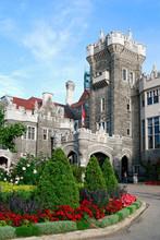 Casa Loma Castle In Toronto, North Side