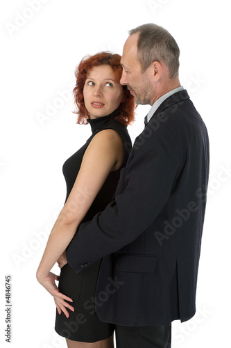 Fotobehang womenART couple