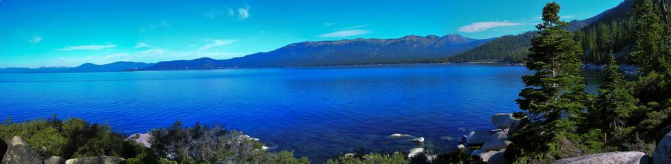 The Beauty of Lake Tahoe