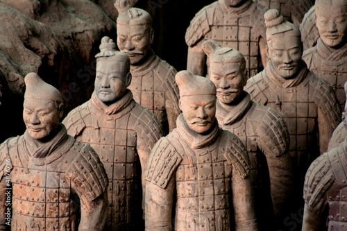 Wall Murals Xian Armée de terre cuite 5