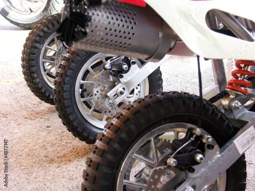 arrières de motos