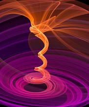 Stylish Swirl