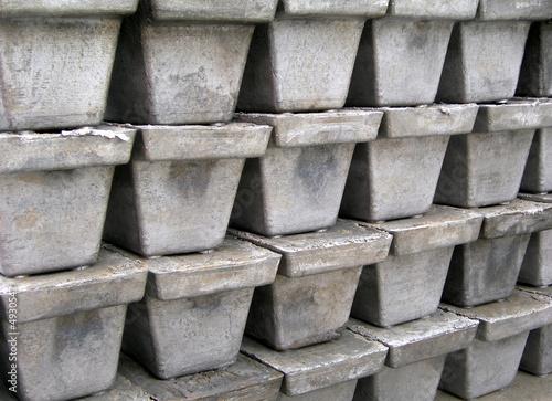 Fototapety, obrazy: Iron bricks