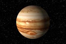 3d Render Of Jupiter