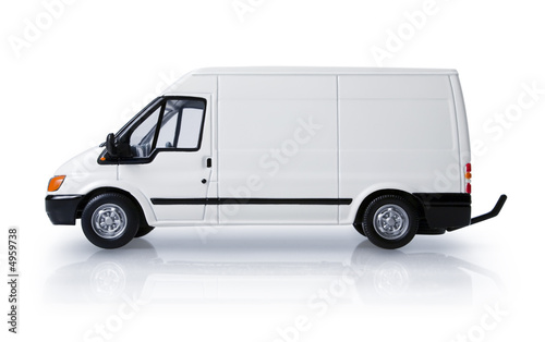 Photo  Transit van