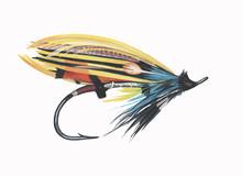 Bulldof Classic Salmon Fly