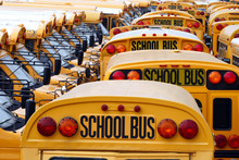 School Bus Yard
