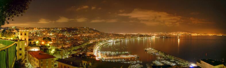 FototapetaIl golfo di Napoli