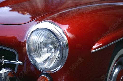 Foto op Canvas Vintage cars Deutscher Oldtimer