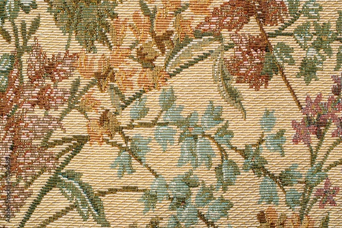 Fotografering Gobelin tapestry