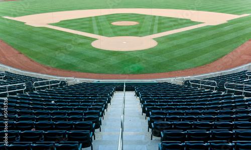 Photo  Baseball Stadium